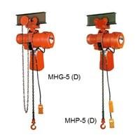 Hoist Crane Nitchi MODEL MHG-5 MHP-5