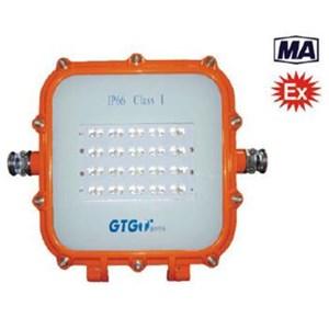 Lampu Led Explosion Proof Light Mining Flameproof Led Tunnel Light (Floodlight) Dgs20-127L(B)