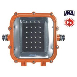 Lampu Led Explosion Proof Light Mining Flameproof Led Tunnel Light (Floodlight) Dgs50-127L(A)