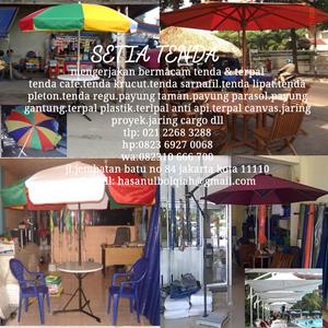 Dari Tenda Payung Cafe  1