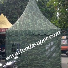 Tenda Kerucut 3x3