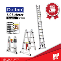 Tangga Telescopic Dalton Double Ml-1002D