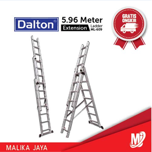 Tangga Telescopic Dalton Extension ML-609