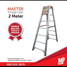 Tangga Lipat Master 2 Meter