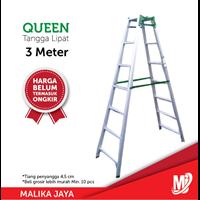 Tangga Lipat Queen 3 Meter 1