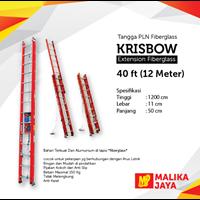 Tangga PLN Fiberglass Krisbow 40 Ft (12 Meter) 1