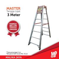 Tangga Lipat Master 3 Meter 1