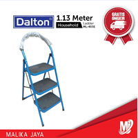 Tangga Aluminium Dalton Household ML-403E 1