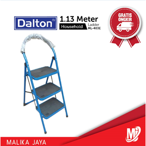 Tangga Aluminium Dalton Household ML-403E