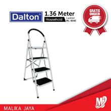 Tangga Aluminium Dalton Household ML-404E