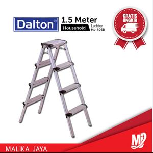 Tangga Aluminium Dalton Household ML-406B