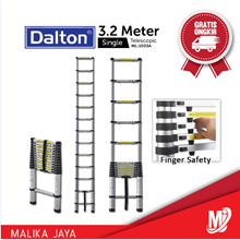 Tangga Aluminium Dalton Single ML-1003A