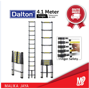 Tangga Aluminium Dalton Single ML-1005