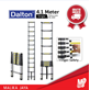 Tangga Telescopic Dalton Single 4.1 Meter