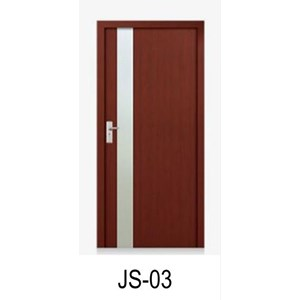 Resin Ecological Door JS 03