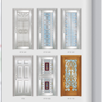 Pintu Besi Stainless Security Door