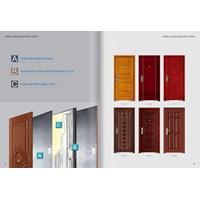 Jual pintu bahan kayu 2