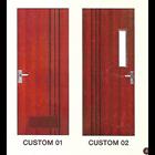 Pintu Kayu Custom 1