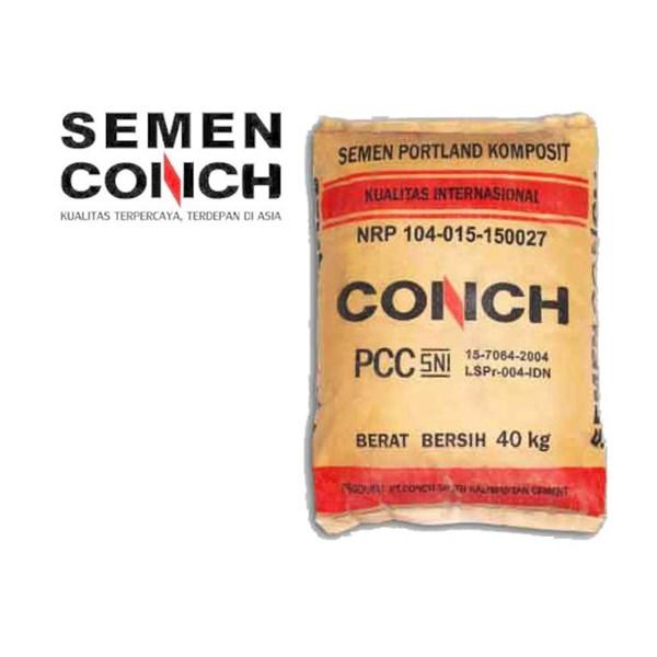 Semen CONCH 40 KG Jakarta