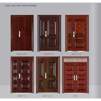 Jual Steel Security Door Series