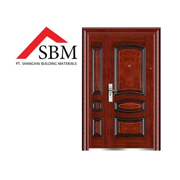 Pintu Besi Baja Tipe GB237-1