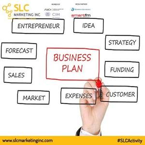 Business Plan - Marketing Plan By PT  Slc Marketing Inc