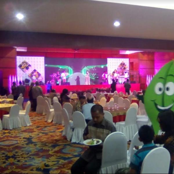 Media Display Indoor Bidakara Hotel