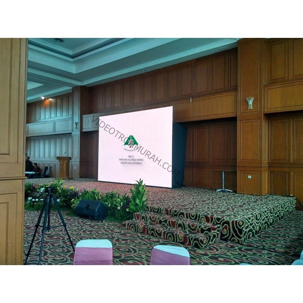 Media Display Indoor Plaza Kramat Jati