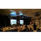 Media Display Indoor Fundrising Gala parinama Atha 1