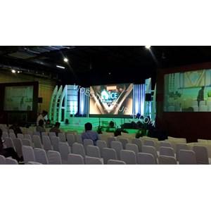 Media Display Indoor Ice CSR Exhibition