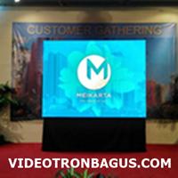 Jual Sewa LED Media Display Indoor Hotel Sahid