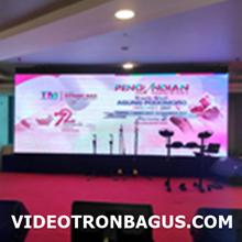 Sewa LED Screen Media Display Indoor Plaza Kenari Mas