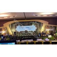 Media Display Indoor Grand Opening Hotel Soll Marina