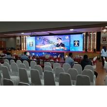 Media Display Indoor Kantor Pusat  KEMENKUHAM