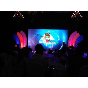 Media Display Indoor BIG BANG