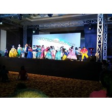 Sewa Videotron Media Display Indoor MUSICAL DRAMA  Hotel WHIZ