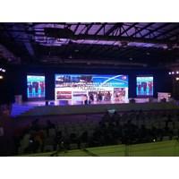 Media Display Indoor IBX  Gedung RCTI 1