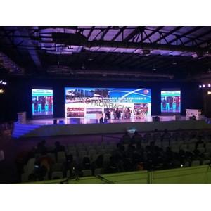 Media Display Indoor IBX  Gedung RCTI