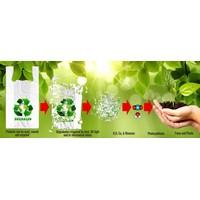 Biji Plastik Oxo-Biodegradable Plastik Ramah Lingkungan