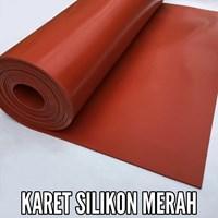 Jual karet silikon merah (081317214603 - 081210510423)