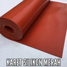 karet silikon merah (081317214603 - 081210510423)