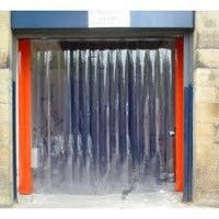 pvc strip curtain transparan (081317214603 - 081210510423)