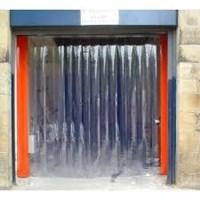 Jual tirai plastik curtain bening (081317214603 - 081210510423)