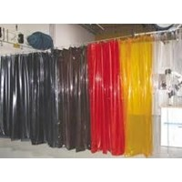 Slidding Pvc Curtain