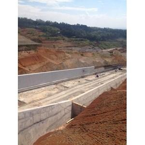 Proyek jalan Tol Trans Jawa By PT. Tirta Jaya Mandiri