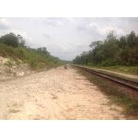 Pekerjaan Rail Way & Pemasangan Wessel By Tirta Jaya Mandiri