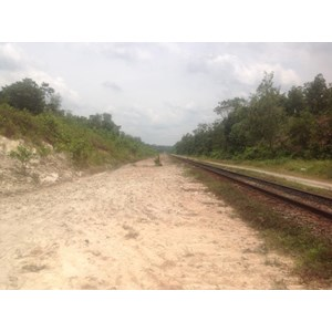 Pekerjaan Rail Way & Pemasangan Wessel By PT. Tirta Jaya Mandiri