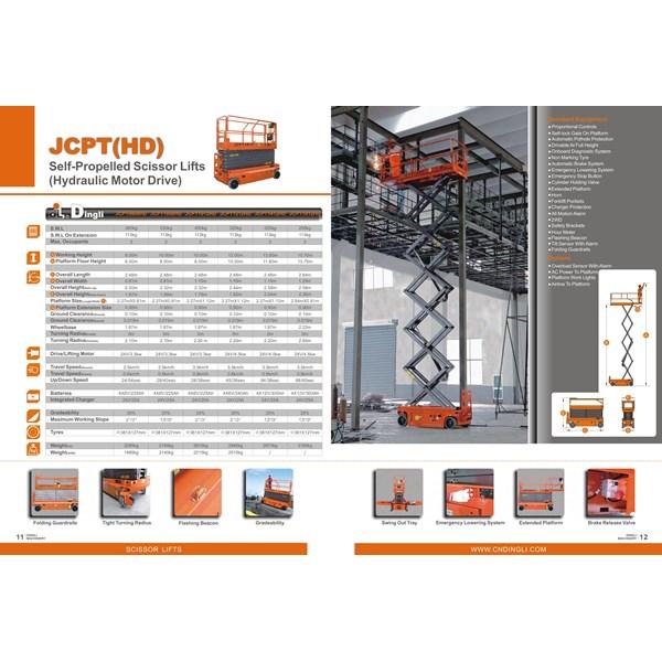 lift tangga electrik