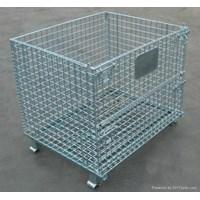 Distributor pallet lipat - pallet mesh 3