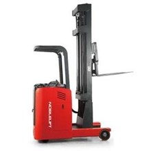 reach truck hand stacker